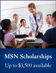 MSN Scholarships