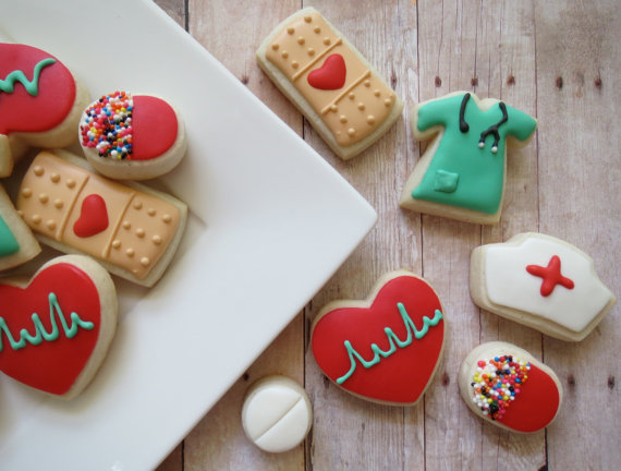 Nursing cookies