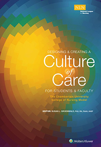 Designing and Creating a Culture of Care for Students and Faculty - Book Cover