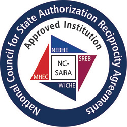National Council for State Authorization Reciprocity Agreements (SARA) Logo