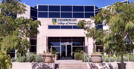 Colleges In Las Vegas >> Nursing School In Las Vegas Nevada Chamberlain