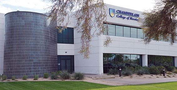 Nursing School In Phoenix Arizona Chamberlain