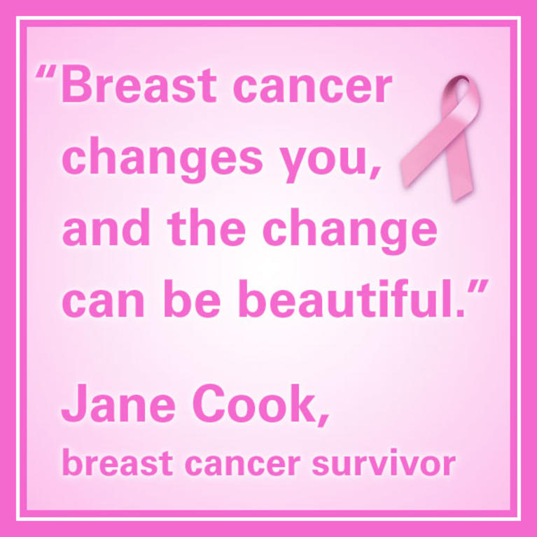 11 Inspirational Breast Cancer Quotes | Chamberlain University