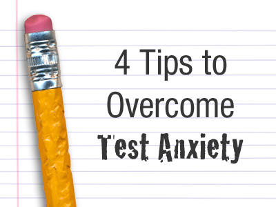 overcome test anxiety
