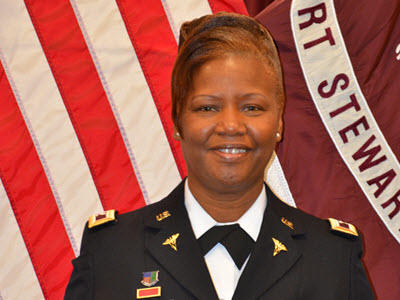 col. sharon cole