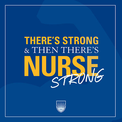 nurses week social media graphic