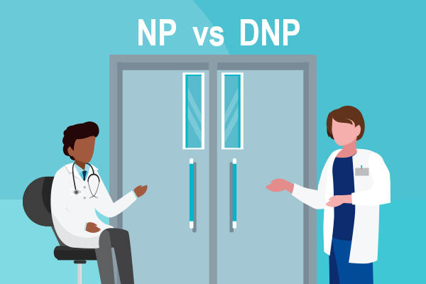 DNP vs. NP: What's the Difference?