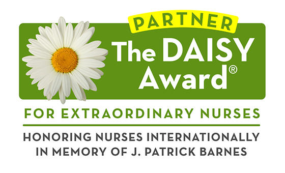 The DAISY Award Partner logo