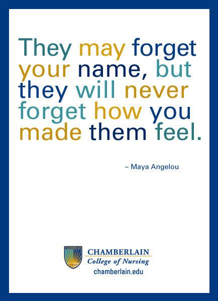 top quotes for nurses university